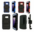For Samsung Galaxy Note 7 / Galaxy S6 Edge Heavy Duty Belt Clip Holster Case