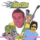 Terrorvision - Good to Go (2001) CD MUSIC TRACK GOOD (A19)