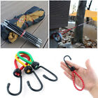 Tent Buckle Rope Outdoor Camping Deck Hook Tightening Fixing Strap Cord BF2