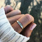 Creative Mom Gift Women Girls Kids Finger Ring Jewelry Mother's Day Charm Cheap