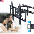 Full Motion TV Wall Mount VESA Bracket 32 46 50 55 60 70inch LED LCD Flat Screen