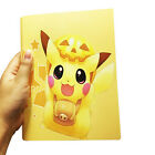 Pokemon Pokémon Cards Album Folder Binder Collectors 112 Cards Holder 4 Pockets