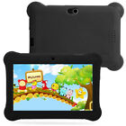 "7"" Kids Tablet PC Android 4.4 Case Bundle Dual Camera WiFi Bluetooth Bonus Items"