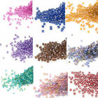 1200 Miyuki Delica #11 COLOR LINED Glass Seed Beads 11/0 Transparent 7.2 Grams