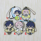Hot Japan Anime Ten Count Tadaomi Cosplay Rubber Strap Keychain FL244