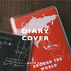 2018 Stationery Standard A5 A6 PVC Book Cover For Hobonichi Journal Cover