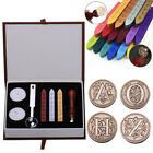 26 English Alphabets Personalized Retro Wax Seal Stamp Set Letter Style Supplies