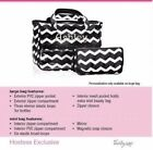 NEW $60 Thirty One 31 2 Piece True Beauty Bag RETIRED BAGS & PRINTS
