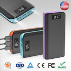 external battery for phones - Portable 300000mAh Power Bank External USB Battery Backup Charger for Cell Phone