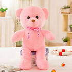 2017 LED Flash Teddy Bear Stuffed Animals Plush Soft Hug Cute Girls Baby Gift US