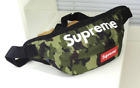 Supreme Box Logo wallet Shoulder Bag Brieftasche Waist Bag Pocket Herren Tasche