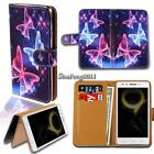 Leather Wallet Stand Magnetic Flip Case Cover For Lenovo S Series SmartPhones