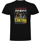 T-SHIRT STAR WARS CANTINA BAND,T-SHIRT RFE MC004 £15.9 GBP