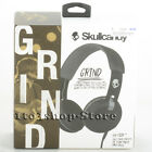 Best Headset With Microphone Remotes - Skullcandy Grind On-Ear Headphones Headset with Built-In Microphone Review