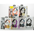Skullcandy Headphones Grind On Ear Headset with Built In Microphone Remote NEW