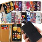 argos mattress cover - Leather Wallet Stand Magnetic Flip Case Cover For Various Argos Bush Smartphones