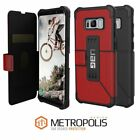 UAG Metropolis Case for Samsung Galaxy S8+ Plus Rugged Folio Cover Protects