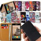 Leather Wallet Stand Magnetic Flip Case Cover For Various Philips Smartphones