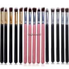 New Pro MakeUp Cosmetic Set Eyeshadow Foundation wood Brush blusher CaF8