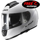 LS2 FF397 FT2 Vector Vantange Wave Full Face Motorcycle Helmet Racing Fibreglass