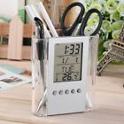 Vintage Cube Auto Flip Classic Stylish Desk Modern Wall Clock Digital G9RI