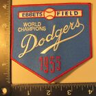 Brooklyn Dodgers Los Angeles PICK YOUR PATCH 1955 World Series Ebbets Field on Ebay
