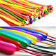 Quality 260 Q Modelling Balloons 5-100 PK Solid Colours Decoration Party baloons