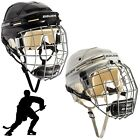 Bauer 4500 Ice Hockey Helmet Combo With Profile II Facemask Head & Face Guard