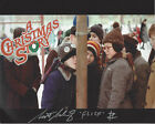 A Christmas Story Scott Schwartz autographed 8x10 poll photo
