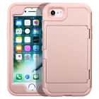 Women Girl Mirror Phone Case with Credit Card Holder For iPhone X 8 7 6s 6 Plus