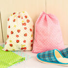 Multi-function Large Drawstring Bags Shoes Collection Lightweight Foldable F8RY $0.88  on eBay