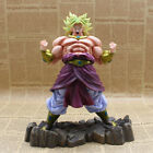 Dragon Ball Z KAI Broly Limited 2 Styles Action Figures Collectible Model Toys