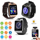 Smart Bluetooth Wrist Watch Camera TF SIM Card Support Phone Mate for Samsung LG