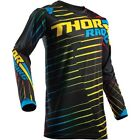 Thor 2018 S8Y Pulse Geotec MX/ATV Jersey YOUTH Multi Sizes XXS-XL