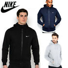 Nike Club Full-Zip Men's Hoodie Hooded Swoosh Sports Track Jacket CLEARANCE SALE