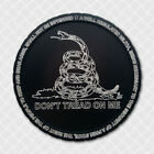 Diplidz™ engraved snuff lid, Don't Tread On Me (1), Dip, Chew
