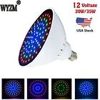 12Volts 20W/35W Color Changing Led Pool Light for Pentair Hayward Light Fixture