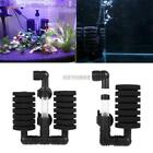 New Black Bacteria Sponge Mini Fish Tank Filter Suitable For All K0E1