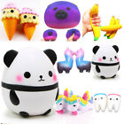 Jumbo Slow Rising Squishies Scented Charms Kawaii Squishy Squeeze Toy B0U