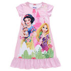 Kids Baby Flower Girl Dress Princess Pageant Wedding Party Summer Dresses 0-12 Y