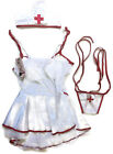 plus size cosplay costumes - Sexy Nurse Costume for Women Heart Role Play Halloween Cosplay Plus Sizes