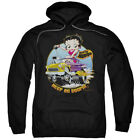 Betty Boop Keep On Betty Boopin Pullover Hoodies for Men or Kids $26.39 USD