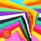 Mixed Acid Free Tissue Paper Sheets -  500mm x 750mm / 50 x 75cm
