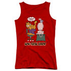 Garfield Compute This T-shirts & Tanks for Men Women or Kids