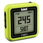 Bushnell Neo Ghost Compact Golf GPS Rangefinder 35,000+ Courses Pre-loaded