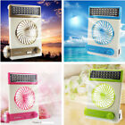 New Solar Power/AC 2-in-1 Camping Cool Fan Light Tent LED Lantern Cooler Hot WCC