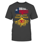 Iowa State Cyclones - Living Roots Texas - T-Shirt - Officially Licensed Apparel image