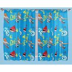 Disney Planes Childrens Fire & Rescue Pencil Pleat Ready Made Curtain Set