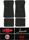 1971-1973 Chevy Impala Overwhelm Mats - 4pc - Loop
