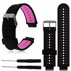 For Garmin Forerunner 230 235 630 220 35 Replacement Wrist Watch Band Belt Strap